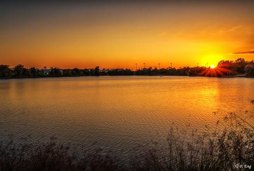 landscape composition flickr photography nature outside outdoor scenery travel travelphotography fujifilm mirrorless sunset texas buffalorunpark lake