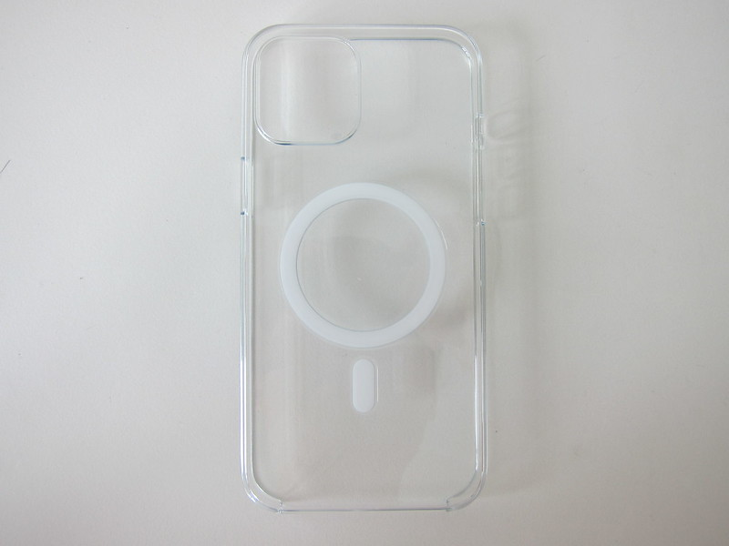 Apple iPhone 12 Pro Max Clear Case with MagSafe - Front