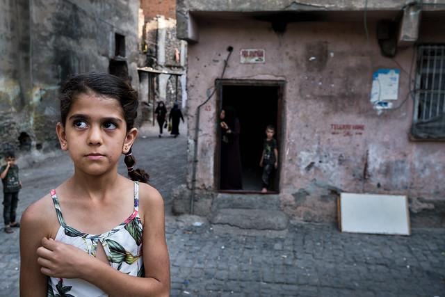 Girl in Diyarbakir