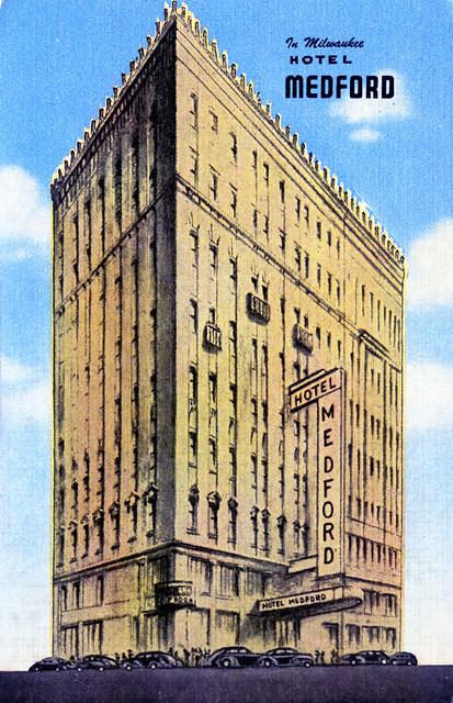 Hotel Medford Milwaukee WI