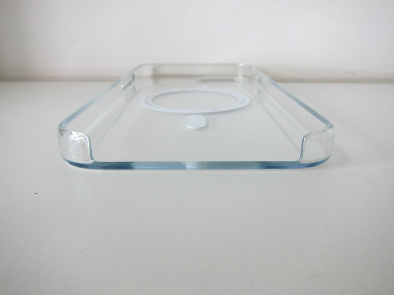 Apple iPhone 12 Pro Max Clear Case with MagSafe - Bottom