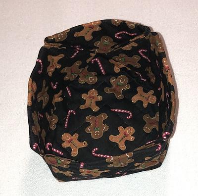 black gingerbread candycane