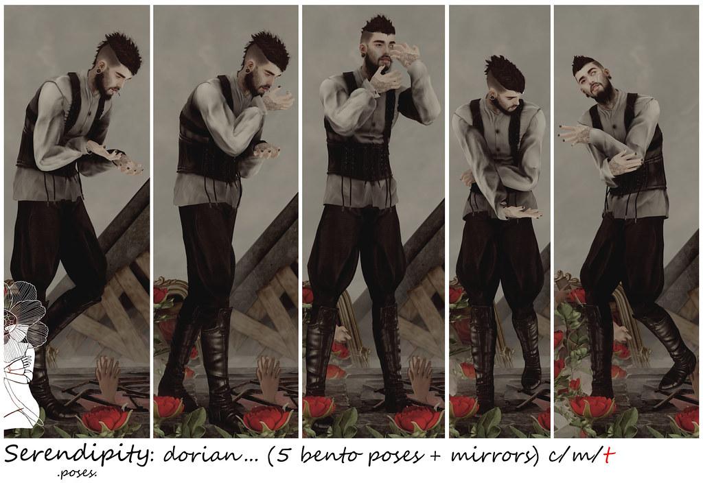 Serendipity: dorian… @ TDCF