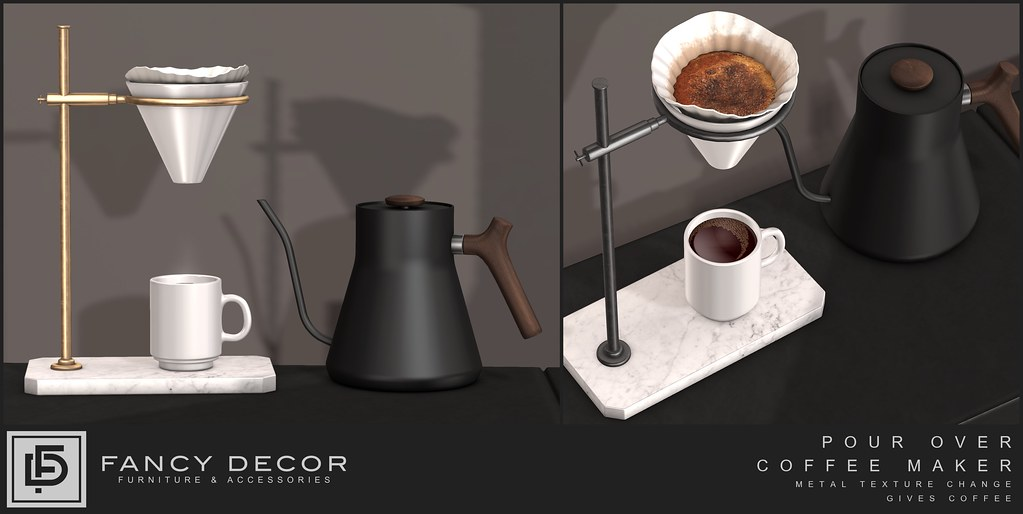 Pour Over Coffee @ C88