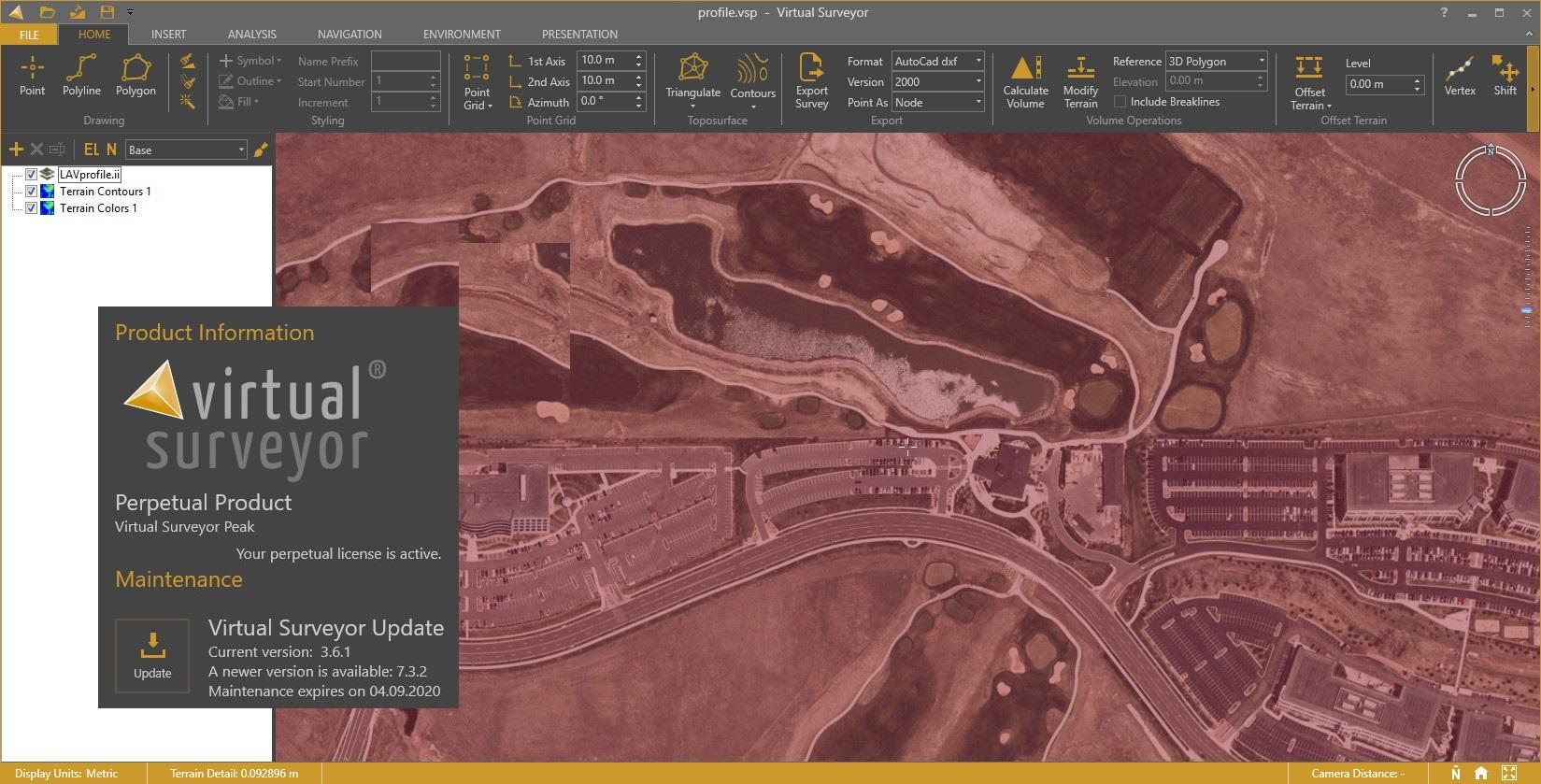 Working with Virtual Surveyor v3.6.1 full