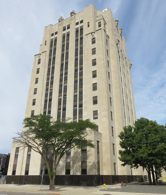 Old Macomb County Courthouse (Mount Clemens, Michigan)