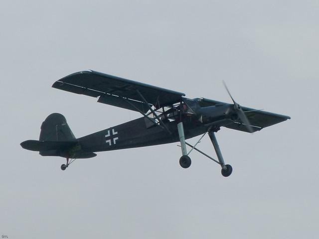 D-EVDB - Fieseler Fi 156 C-7