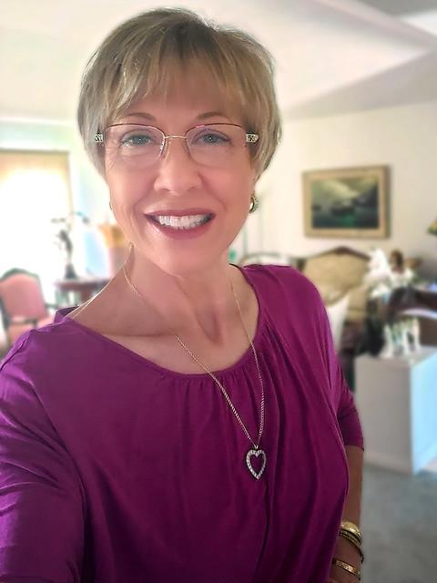 Carol selfie.