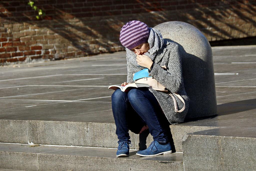L'emoció de la lectura ...