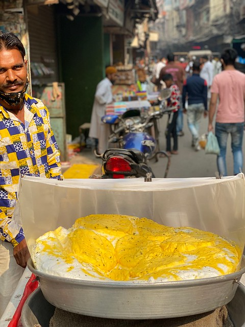 City Food - Daulat ki Chaat, Walled City