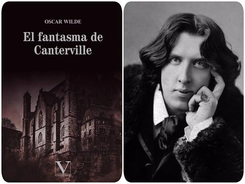 """""""EL FANTASMA DE CANTERVILLE"""" de Óscar Wilde"""