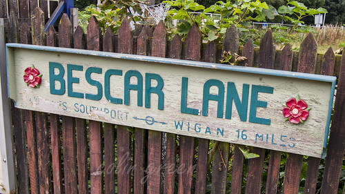 Bescar Lane Railway Station