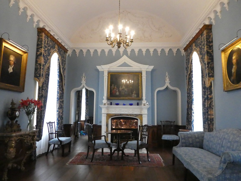 Blue Drawing Room, St. Michael's Mount