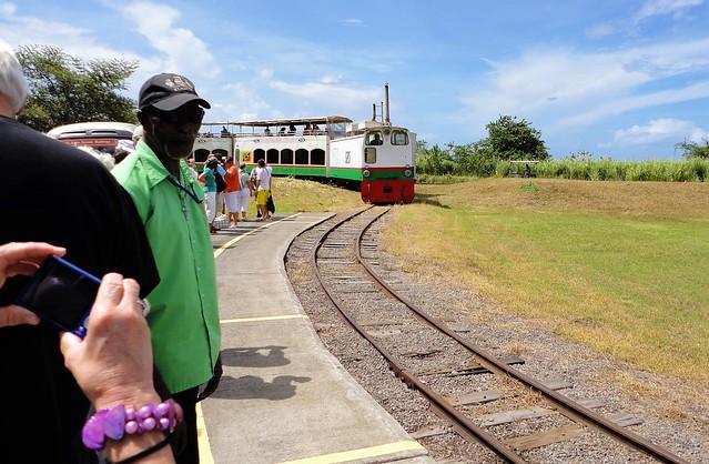 St. Kitts Sugar Train