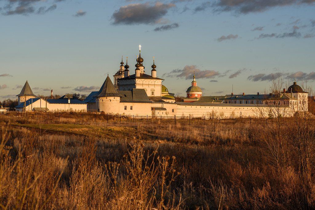Belopesotsky Convent (Moscow Oblast, Russia)