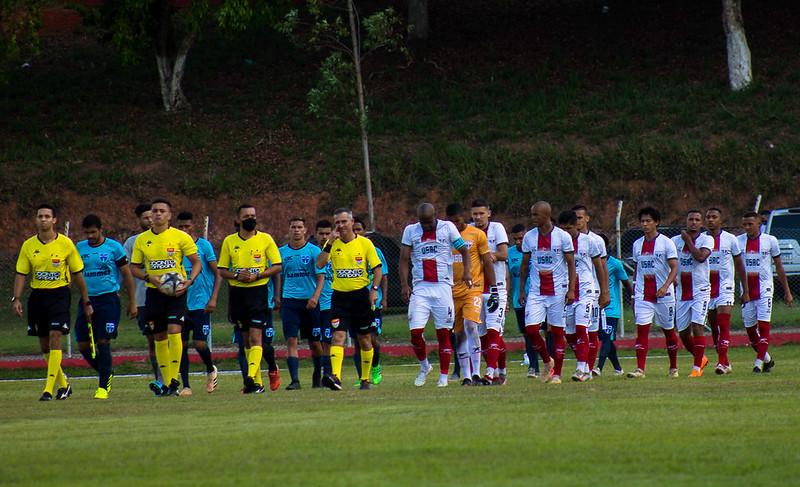 União Suzano x Atlético Mogi | 27/10/2020