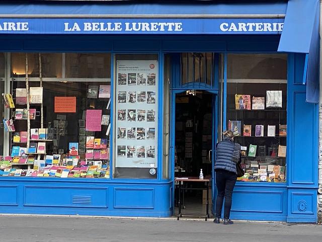 Click and collect en librairie - La belle lurette