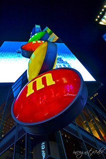 M&M's World Times Square at Night Midtown Manhattan New York City NY P00705 DSC_1799 | by incognito7nyc