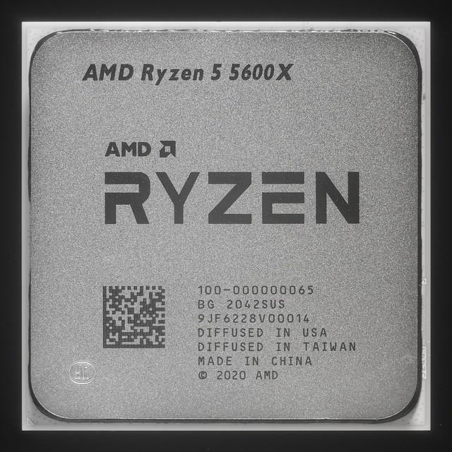 AMD@7nm(12nmIOD)@Zen3@Vermeer@Ryzen_5_5600X@100-000000064_BG_2042SUS_9JF6228V00014___DSCx1