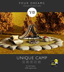 {YD} Unique camp