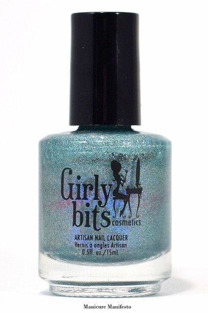 Girly Bits Cosmetics Get Weaponized Review