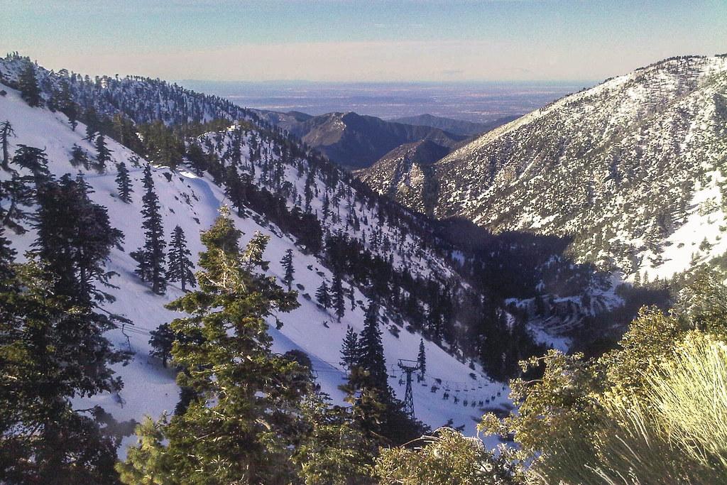 Mt Baldy Ski Resort