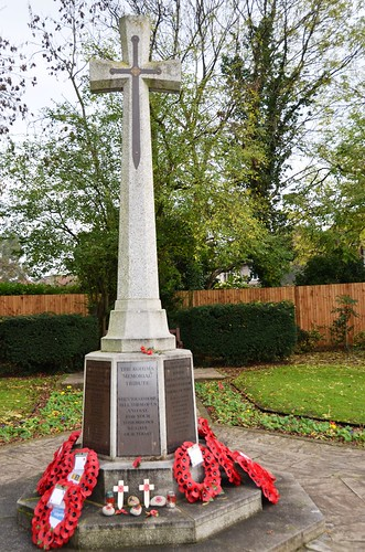 2020 Remembrance Sunday - Wreath Laying