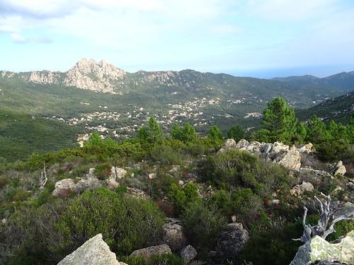 Pianu d'Orovu : Punta d'Ortu et Conca