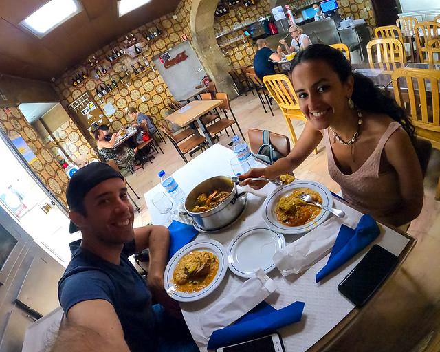 Restaurante Uma en Lisboa