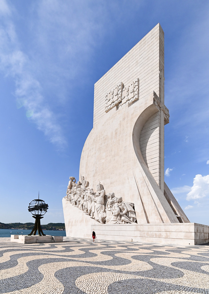 Monumento de los descubridores, un imprescindible que ver en Lisboa