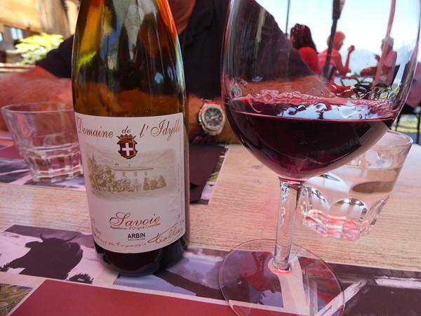 le vin de Savoie