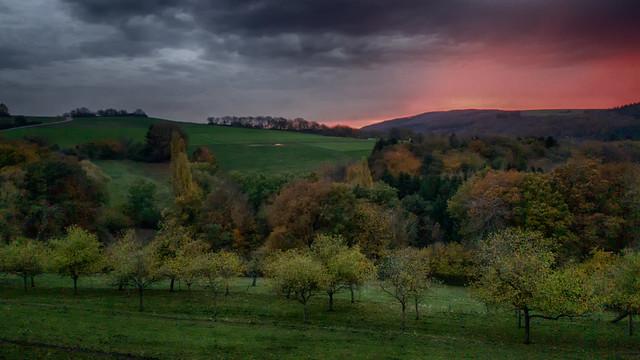 November dusk * EXPLORE