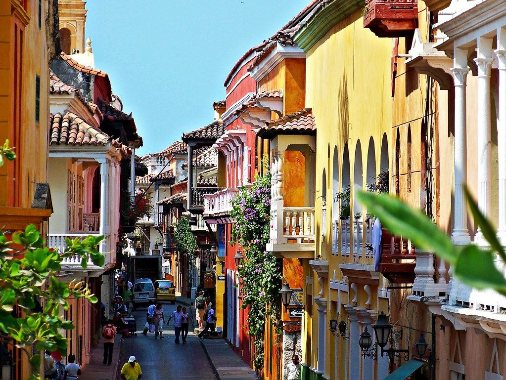 Cartagena, Colombia - Old Town | This Caribbean port city is… | Flickr