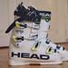 Závodní lyžáky HEAD RAPTOR - vel. 28,5 - EU vel. 4