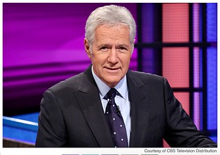 Goodbye Alex Trebek, you're going to be sadly missed....
