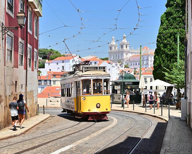 Viaje por Lisboa en 4 días