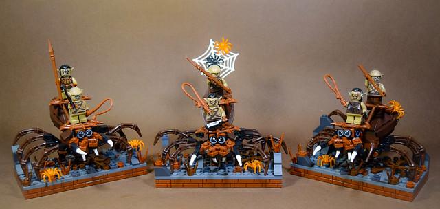 Horde Faction Rare Unit: Spider Tribe