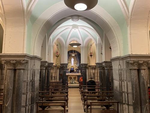 Cripta de Lourdes