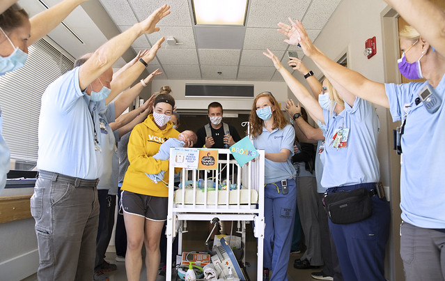 Penn State Children's Hospital -- Moving Day