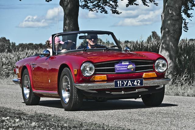 Triumph TR6 1973 (5326)
