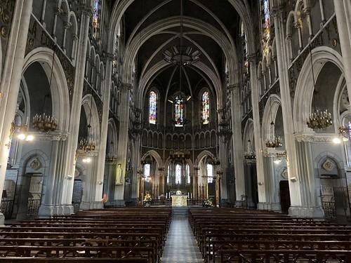Basílica de la Inmaculada Concepción en Lourdes