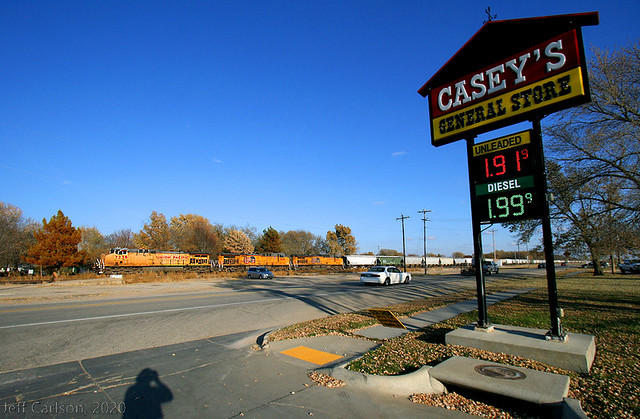 A Farewell to Casey's