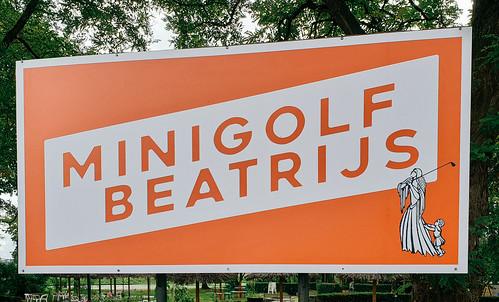 Minigolf Beatrijs