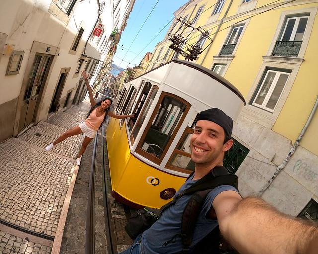 Diario de un Mentiroso en Lisboa