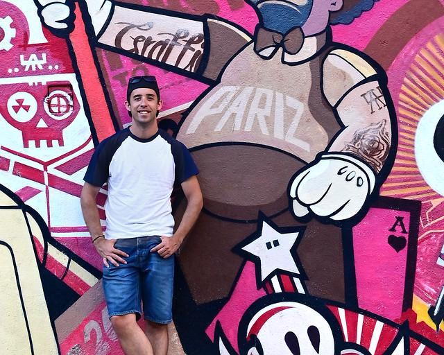 Arte Callejero en Lisboa