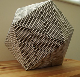 Large Icosahedron Shell