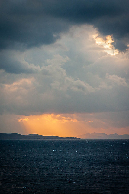 Mar Egeo / Aegean Sea / Ägäisches Meer