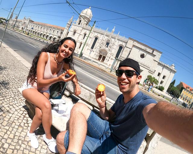 Monasterio de los Jerónimos, una de las cosas que ver en Lisboa
