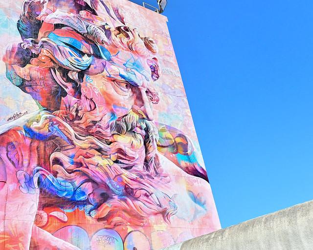 Streetart de Lisboa