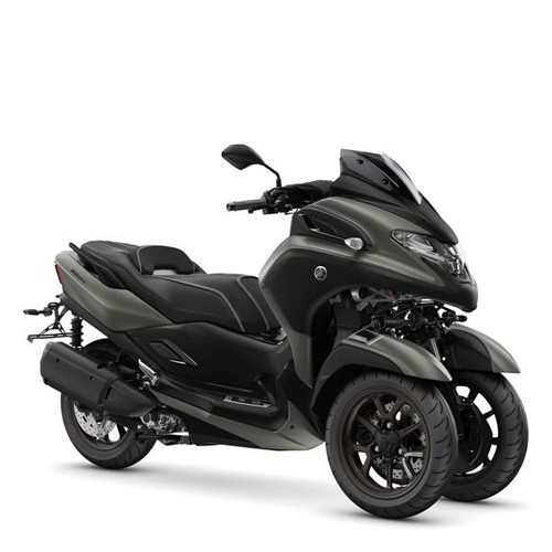 Review de la Yamaha Tricity 300